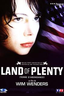 Land of plenty (terre d'abondance)