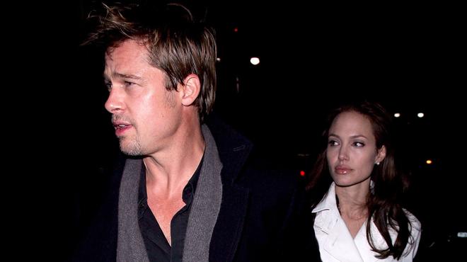 Angelina Jolie et Brad Pitt sous haute surveillance