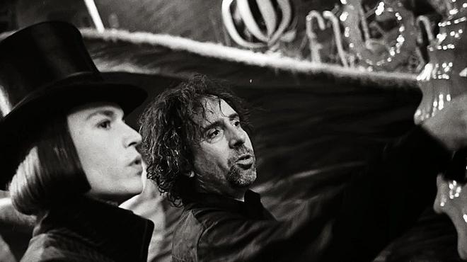 Johnny Depp, barbier diabolique pour… Tim Burton !