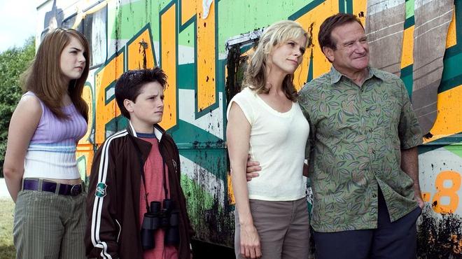 Robin Williams en camping pour Barry Sonnenfeld… Découvrez la bande-annonce de RV