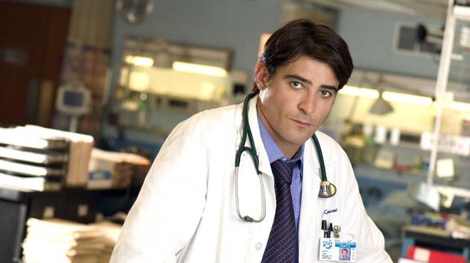 Goran Visnjic (Urgences) en terrain miné