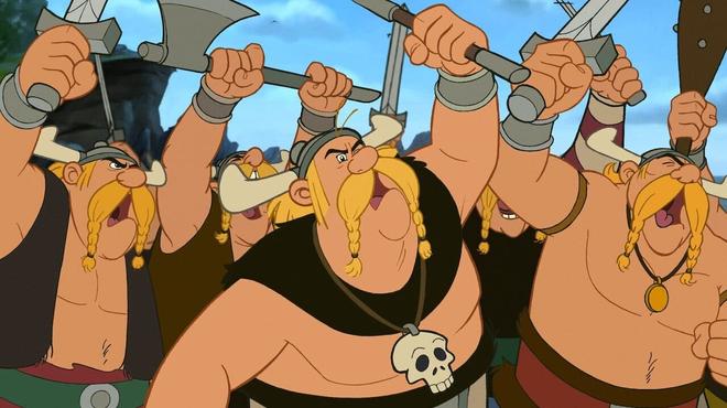 La bande originale d'Astérix et les vikings bientôt sur vos platines