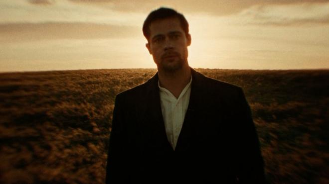 Brad Pitt dans la peau de Jesse James : les premières images !