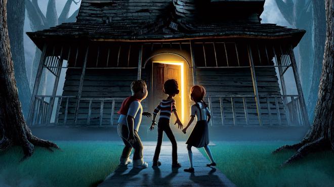 Monster House, un film d'animation produit par Steven Spielberg & Robert Zemeckis