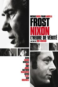 Frost - Nixon, l'heure de vérité