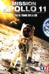 Mission Apollo 11, le 1er pas de l'homme sur la Lune