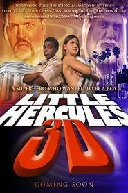 Little Hercules in 3-D