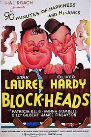 Laurel & Hardy : Têtes de pioches