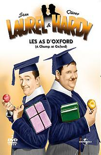 Laurel & Hardy : Les as d'Oxford