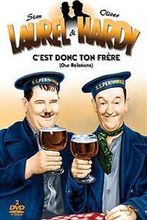 Laurel & Hardy : C'est donc ton frère