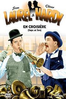 Laurel & Hardy en croisière