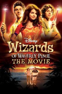 Les Sorciers de Waverly Place, le film