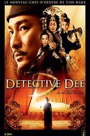 Détective Dee, le mystère de la flamme fantôme
