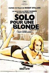 Solo Pour Une Blonde