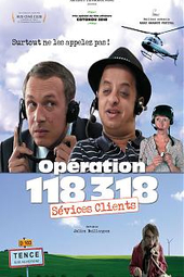 Opération 118 318 Sévices clients