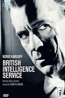 British Intelligence Service