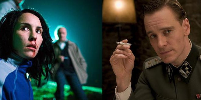 Michael Fassbender et Noomi Rapace chez Ridley Scott