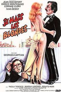 Je Hais Les Blondes