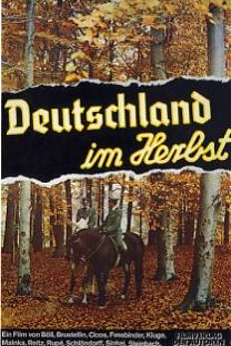 L'Allemagne en Automne