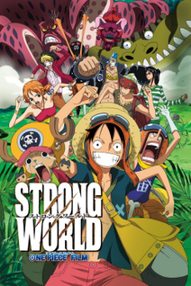 One Piece, film 10 : Strong World