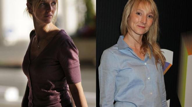 Sandrine Kiberlain enquête avec Audrey Lamy