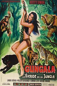 Gungala, la vierge de la jungle