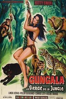 Gungala, la vierge de la jungle