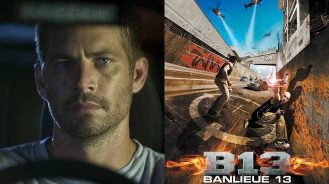 Paul Walker dans le remake de Banlieue 13