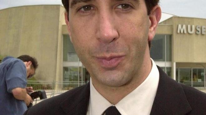 David Schwimmer dans la peau d'un tueur