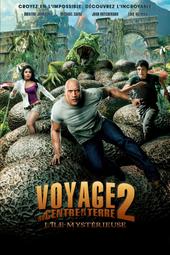 Voyage au centre de la Terre 2: L'île mystérieuse