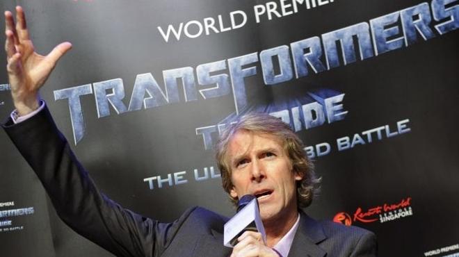 Michael Bay réalisera Transformers 4