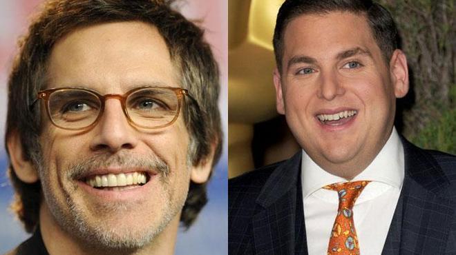 Ben Stiller et Jonah Hill s'envolent pour Hawaii