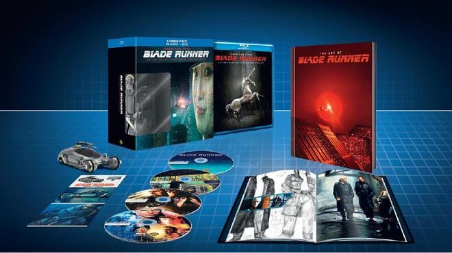 Blade Runner : Le coffret Blu-Ray anniversaire arrive en France !