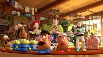 Un court-métrage TV spécial Halloween de Toy Story pour 2013 !