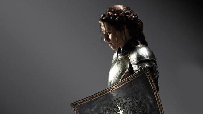 Blanche Neige se prend pour Jeanne d'Arc (Test DVD)