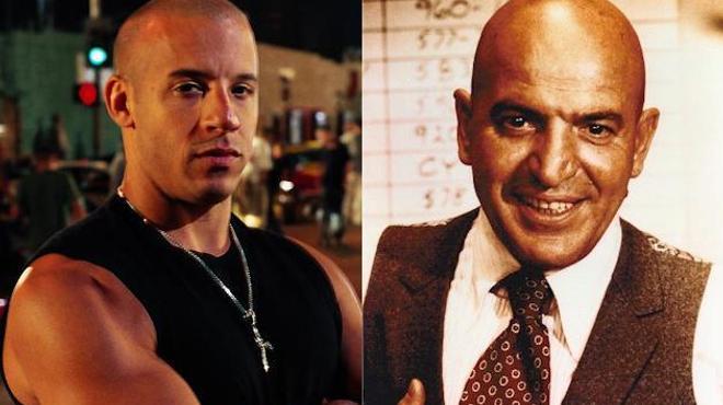 Vin Diesel est Kojak !