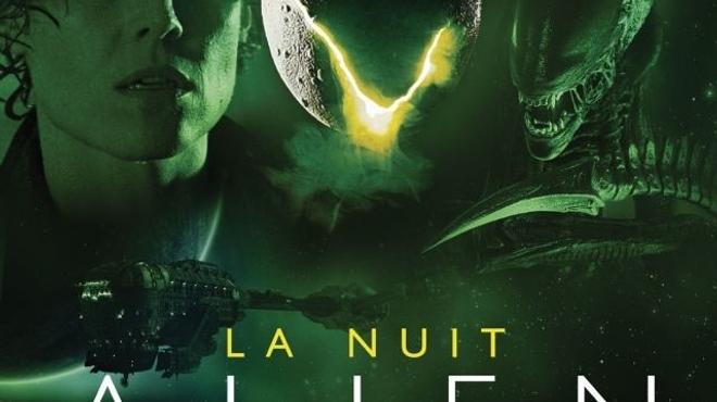 Le Max Linder consacre une nuit à la saga Alien le 8 décembre