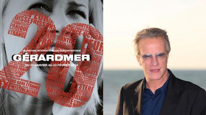 Christophe Lambert présidera le jury du 20ème Festival Gérardmer - Fantastic'arts 2013