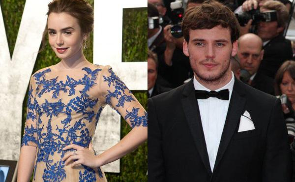 Lily Collins et Sam Claflin sont so in love