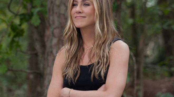 Jennifer Aniston thérapeute !