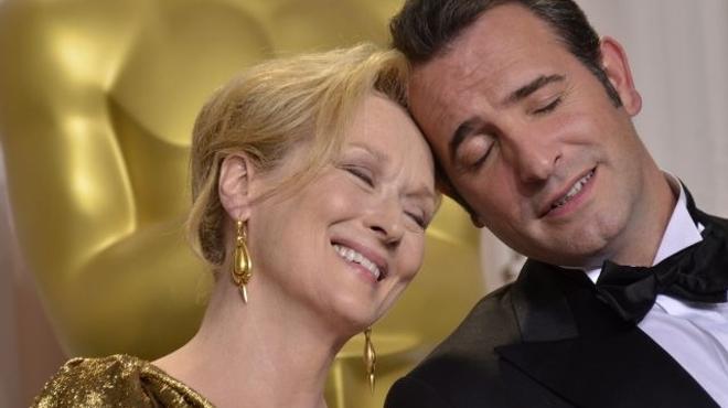 Jean Dujardin est de retour aux Oscars !