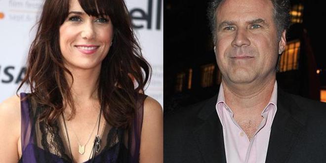 Kristen Wiig et Will Ferrell (encore) réunis ?