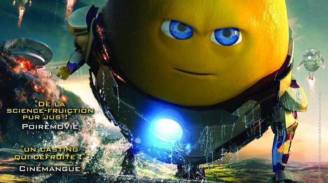 Après Iron man, rencontrez Citron man ! (Vidéo)