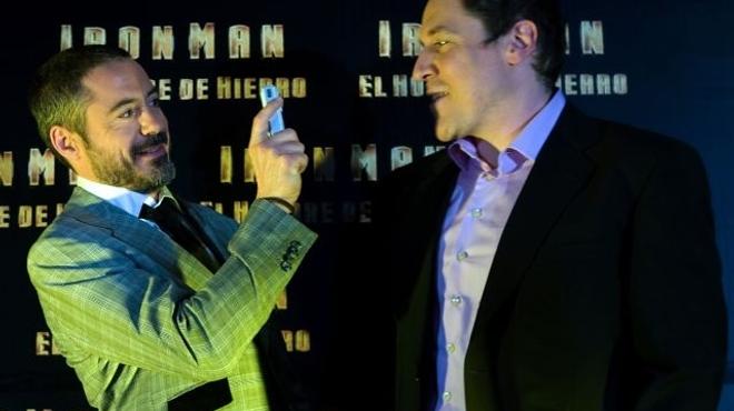 Robert Downey Jr retrouve Jon Favreau en Chef !