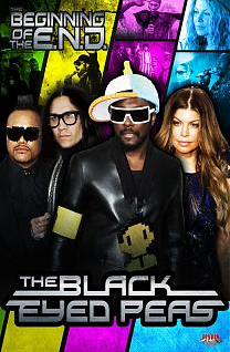 The Black Eyed Peas : The Beginning of the e.n.d.