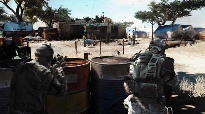 Michael Bay adapte le jeu vidéo Ghost Recon