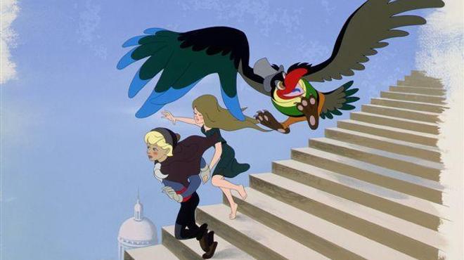Le Roi et l'Oiseau en avant-première avant sa ressortie en salles