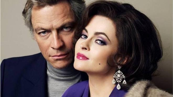 Dominic West et Helena Bonham Carter méconnaissables pour Burton & Taylor ! (Photo)