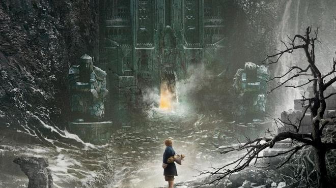 Première affiche majestueuse pour Le Hobbit : La désolation de Smaug !