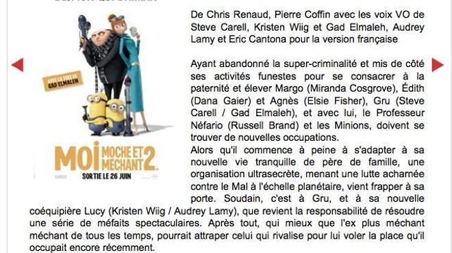 Les Films à voir pendant la Fête du cinéma 2013 (Dossier)